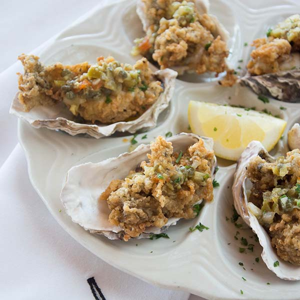 Pacific fried oysters